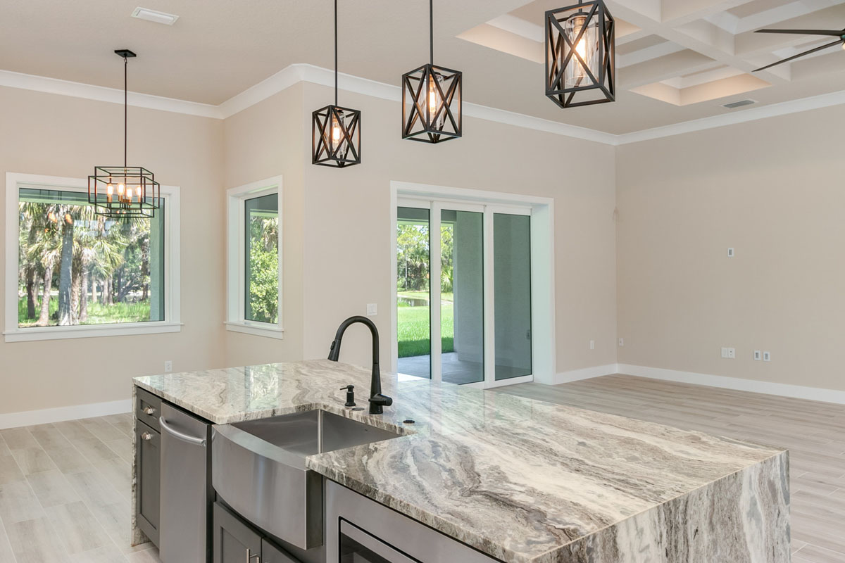 Palm Bay model homes